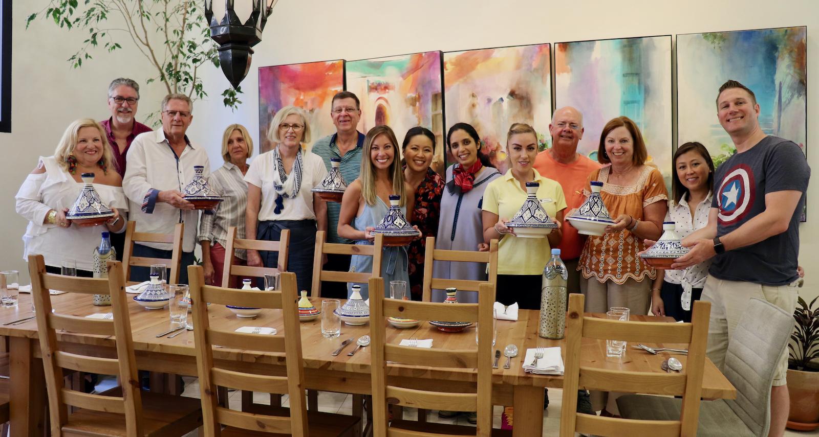 Lue Door Cuisine Cooking Classes Cultural Experiences Tangier Morocco