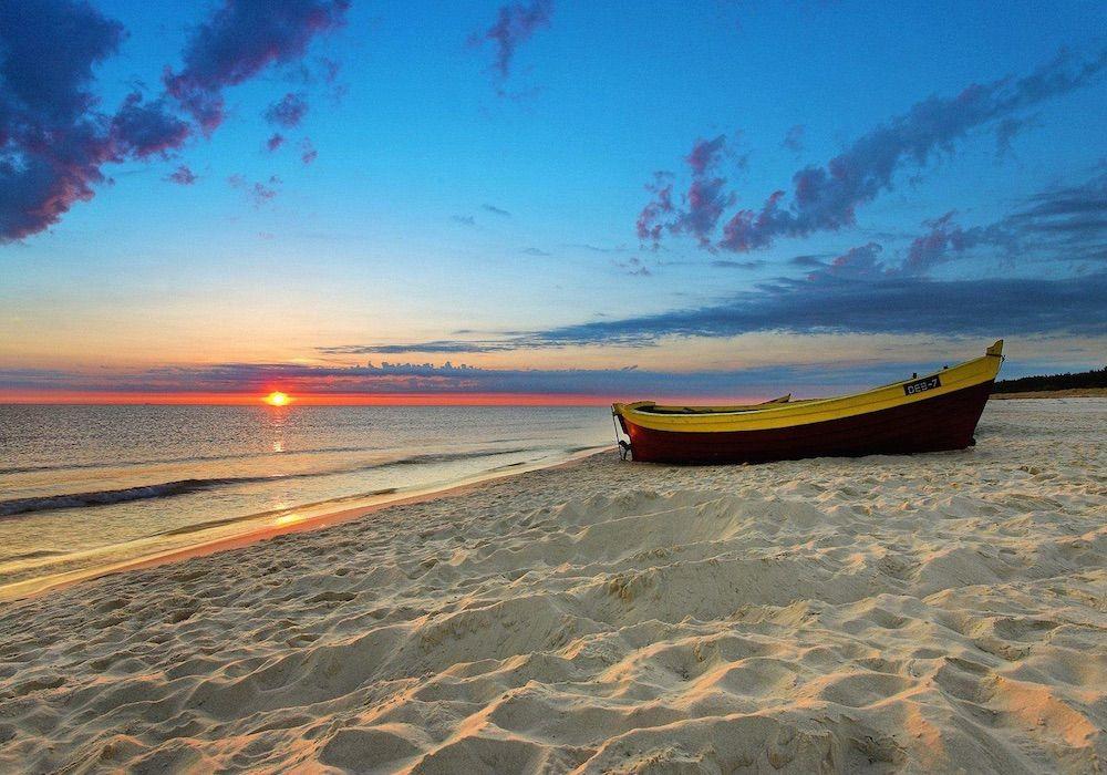 Morocco Mediterranean Beach