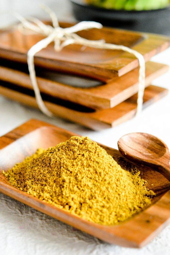 Blue Door spices