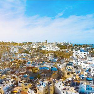 Blue Door Tangier