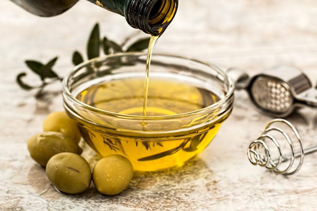 Blue Door olive oil